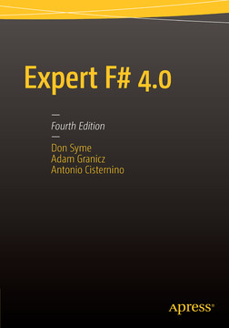 Expert F# 4.0, Fourth Edition