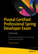 Cover of Pivotal Certified Professional Spring Developer Exam: A Study Guide