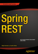 Cover of Spring REST