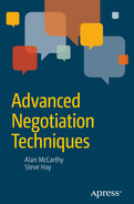 Cover of Advanced Negotiation Techniques