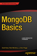 Book cover for MongoDB Basics