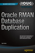 Cover of Oracle RMAN Database Duplication