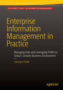 Cover of Enterprise Information Management in Practice: Managing Data and Leveraging Profits in Today's Complex Business Environment