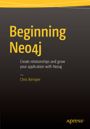 Cover of Beginning Neo4j