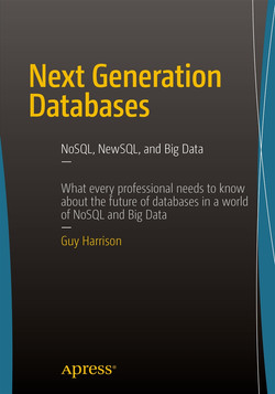 Next Generation Databases: NoSQL, NewSQL, and Big Data