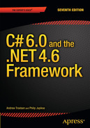 Cover of C# 6.0 and the .NET 4.6 Framework, Seventh Edition