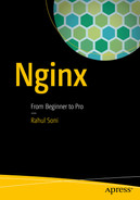 Cover of Nginx: From Beginner to Pro