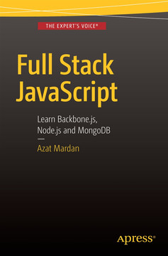 Full Stack JavaScript: Learn Backbone.js, Node.js and MongoDB, Second Edition
