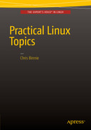Cover of Practical Linux Topics