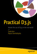 Cover of Practical D3.js