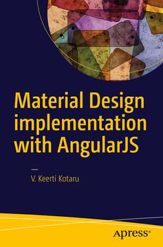 Material Design Implementation with AngularJS: UI Component Framework