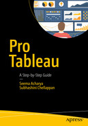 Cover of Pro Tableau: A Step-by-Step Guide