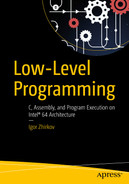 Cover of Low-Level Programming: C, Assembly, and Program Execution on Intel® 64 Architecture