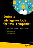 Cover of Business Intelligence Tools for Small Companies: A Guide to Free and Low-Cost Solutions