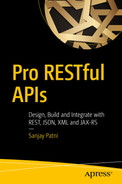 Cover of Pro RESTful APIs: Design, Build and Integrate with REST, JSON, XML and JAX-RS