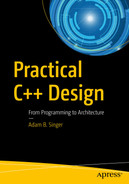 Cover of Practical C++ Design: From Programming to Architecture