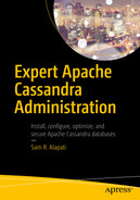 Cover of Expert Apache Cassandra Administration
