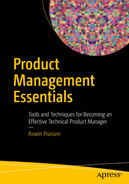 Cover of Product Management Essentials: Tools and Techniques for Becoming an Effective Technical Product Manager