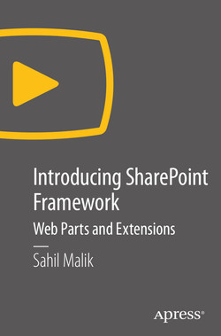 Introducing SharePoint Framework