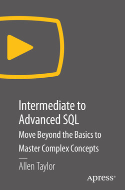 Intermediate to Advanced SQL: Move Beyond the Basics to Master Complex Concepts