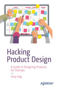 Cover of Hacking Product Design: A Guide to Designing Products for Startups