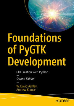 Foundations of PyGTK Development: GUI Creation with Python