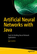 Artificial Neural Networks with Java: Tools for Building Neural Network Applications