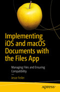 Implementing iOS and macOS Documents with the Files App: Managing Files and Ensuring Compatibility