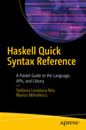 Haskell Quick Syntax Reference: A Pocket Guide to the Language, APIs, and Library