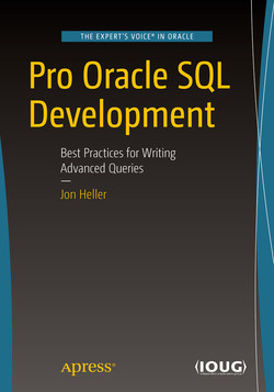 Pro Oracle SQL Development : Best Practices for Writing Advanced Queries