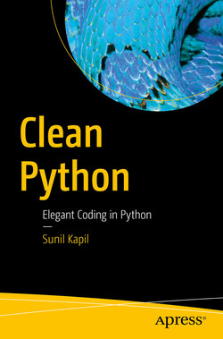 Clean Python: Elegant Coding in Python