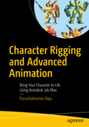 Character Rigging and Advanced Animation : Bring Your Character to Life Using Autodesk 3ds Max