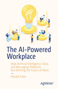 The AI-Powered Workplace: How Artificial Intelligence, Data, and Messaging Platforms Are Defining the Future of Work