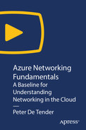 Azure Networking Fundamentals: A Baseline for Understanding Networking in the Cloud