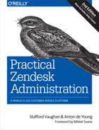 Cover image for Practical Zendesk Administration, 2nd Edition