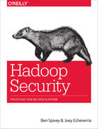 Cover of Hadoop Security