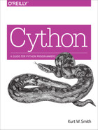 Cover of Cython