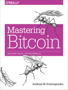 Cover image for Mastering Bitcoin