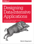 Cover of Designing Data-Intensive Applications, 1st Edition