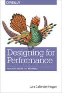 Cover of Designing for Performance