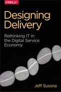 Cover of Designing Delivery