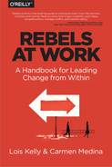 Cover of Rebels at Work