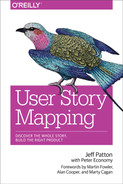 Cover of User Story Mapping