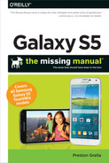 Cover image for Galaxy S5: The Missing Manual