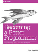 Cover of Becoming a Better Programmer