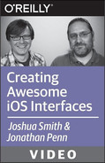Book cover for Creating Awesome iOS Interfaces