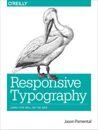 Cover image for Responsive Typography