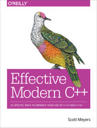 Cover of Effective Modern C++