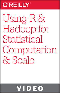 Using R and Hadoop for Statistical Computation at Scale