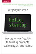 Cover of Hello, Startup